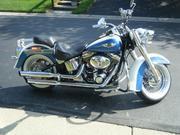 Harley-davidson Softail 16300 miles