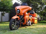 2008 - Harley-Davidson Street Glide Custom